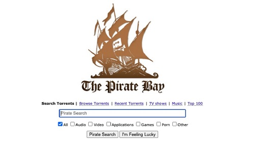 The Private Bay is currently the biggest torrent sites