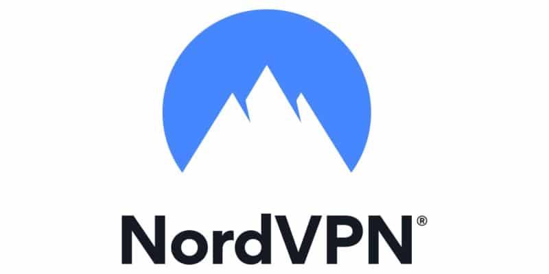 nordvpn white background logo